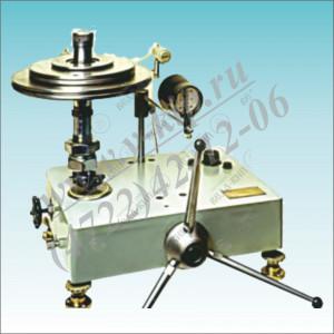 РЭД-0,6, РЭД-6, РЭД-60, Рабочий эталон избыточного давления РЭД-0,6, РЭД-6, РЭД-60