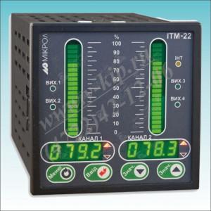 ИТМ-22 индикатор технологический микропроцессорный