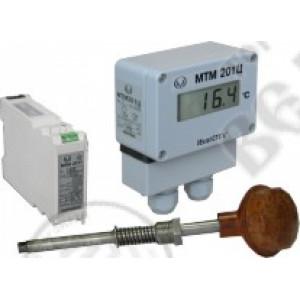 Преобразователь измерительный двухпроводный МТМ-201