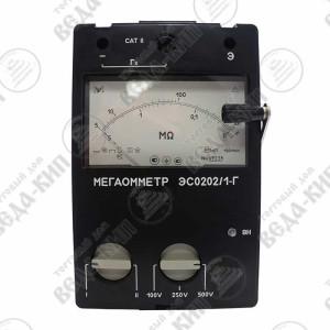 Мегаомметр ЭС-0210, ЭС0210/1Г