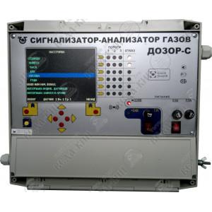 Многоканальная цифровая система ДОЗОР-С-Ц