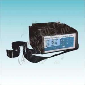 Переносной газоанализатор отходящих дымовых газов ДОЗОР-С-М-Д