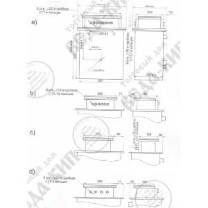 БРВ-1М блоки резисторов взрывобезопасные