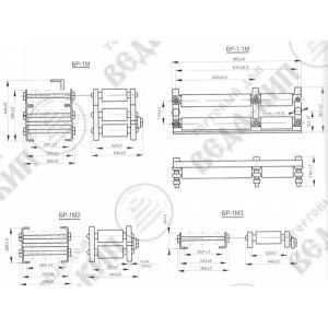 Блок резисторов БР-1М
