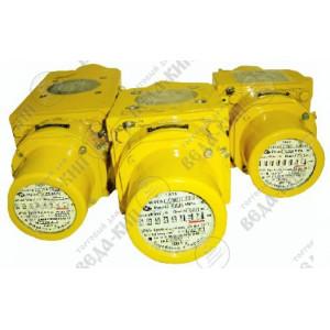 Счетчики газа роторные G25 РГС-Ех, G40 РГС-Ех, G65 РГС-Ех