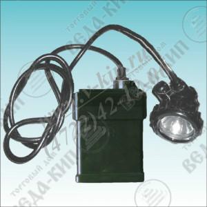 СМГ, СМГ.1.1, СМГ-1.1, Сигнализатор метана, совмещенный с головным светильником СМГ-1.1-01А, СМГ.1.1-01