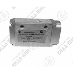 П-Р4Ф пневмораспределитель пятилинейный с пневмоэлектроуправлением