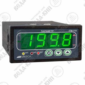 ИТМ-110С индикатор интерфейсный