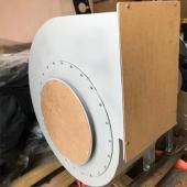 Вентилятор РСС 100/25 с двиг.2ДМШ180 В2 Ом5