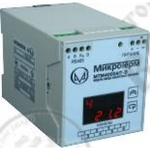Модуль ввода аналоговых сигналов с индикацией МТМ4000AIT-D