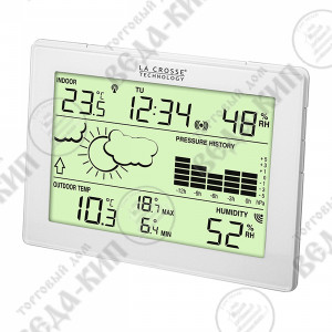 Метеостанция La Crosse WS9274IT-White