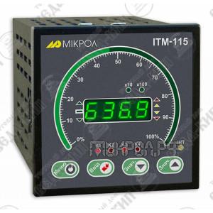 ИТМ-115С индикатор интерфейсный