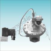П-Р2, П-Р2.1, П-Р2.2,5, П-Р2.10, П-Р2.16, П-Р2.25, П-Р2.40 пневмораспределитель двухлинейный с электромагнитным управлением