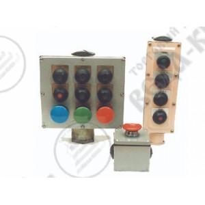 Посты управления кнопочные ПКУ 15