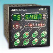 МТР-8, Микропроцессорный терморегулятор МТР-8