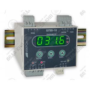 БПВИ-10 блок преобразования сигналов взаимной индуктивности показывающий