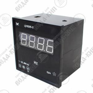 ЦЧ0205 частотомеры цифровые щитовые