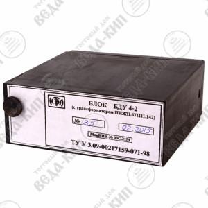БДУ-4-2 блок дистанционного управления
