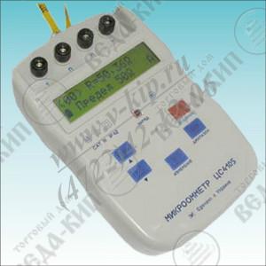 ЦС4105, Многофункциональный микроомметр ЦС4105