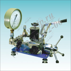 ППКМ-250, ППКМ-600, Прибор для поверки кислородных манометров ППКМ-250, ППКМ-600 класа точности 0,4