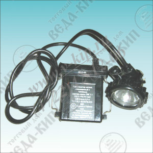СМГ, СМГ-1.1, СМГ1.1, Сигнализатор метана, совмещенный с головным светильником СМГ.1.1