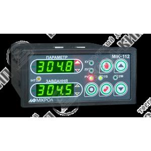 МИК-112 микропроцессорный ПИД-регулятор
