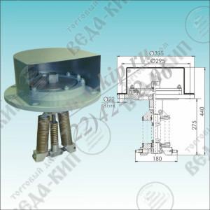 Предохранительный клапан трансформатора