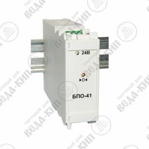 БПО-41 блок преобразования сигналов термосопротивлений с гальванической развязкой