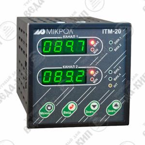 ИТМ-20 индикатор технологический микропроцессорный