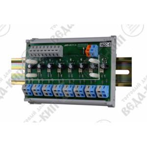 МДС-8 модуль ввода дискретных сигналов переменного тока