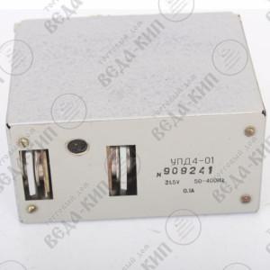Усилитель полупроводниковый УПД-4-01 Б-12.647.60