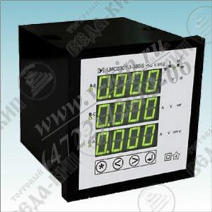 ЦИС0307,Щитовые цифровые многофункциональные сетевые измерители ЦИС0307