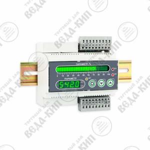 ИТМ-111Н индикатор с цифровой и линейной индикацией на DIN-рейку