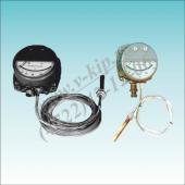 ТКП, ТКП160, Термосигнализатор ТКП, Термометр манометрический сигнализирующий ТКП-160