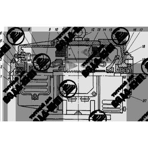 Подвозбудитель ВС-652 У2