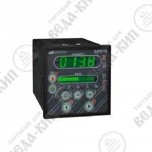 БРУ-10 блок ручного управления задания индикации