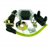 Микропроцессорная бесконтактная система зажигания 1146.3734 («JAWA») с катушкой зажигания 135.3705М и высоковольтными проводами