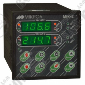 Микропроцессорный регулятор МИК-2