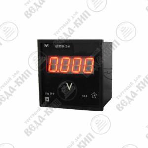 Вольтметры ЦВ0204, ЦВ0303