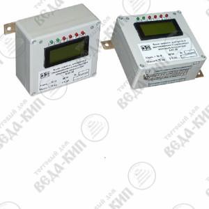 Блок защиты и управления пускателем БЗУ-П