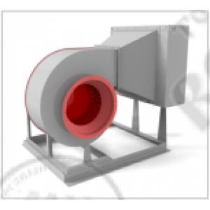 Агрегат отопительный электрический АО ЕВР 0,6 с калорифером СФОЦ и радиальным вентилятором