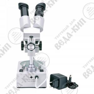 Микроскоп Optika ST-30-2LedR 20x-40x Bino Stereo