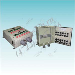 ПУВ-ДП пульт управления взрывозащищенный для буровых установок