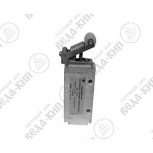 Пневмораспределитель П-Р4Ф.2.200 пятилинейный с механическим и ручным управлением