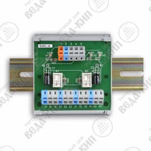 БКС-4 блок коммутации сигналов