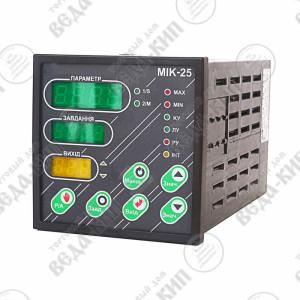 МИК-25 микропроцессорный регулятор