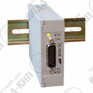 БПО-32 блок преобразования сигналов термосопротивлений