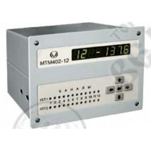 МТМ402-12 Преобразователь цифровой 12-канальный регулирующий (ПЦ-12Р)