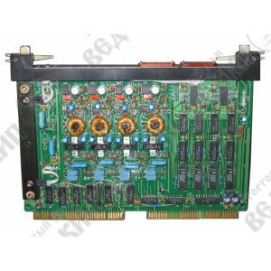 ЦАП4 модуль цифро-аналогового преобразования