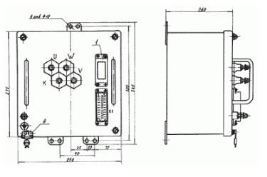 Схема Аппарата АЗУР-4